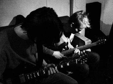 Martin and Darren