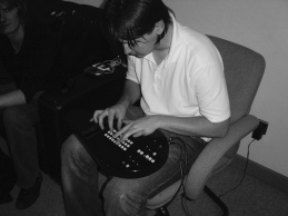 Playing the Omnichord